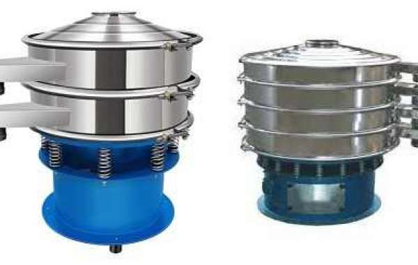 Sunwell Vibrating Sifter Applications and Main Features